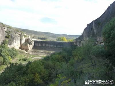 Pontón de la Oliva - Atazar - Meandros Río Lozoya - Pontón de la Oliva - Senda del Genaro;fin de